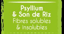 Psyllium & Son de Riz