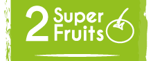 2 Super Fruits