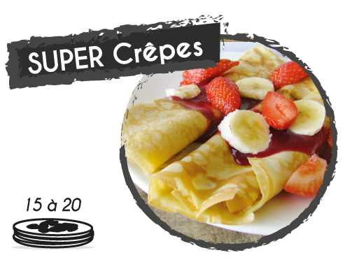 SUPER Crepes BIODYNE