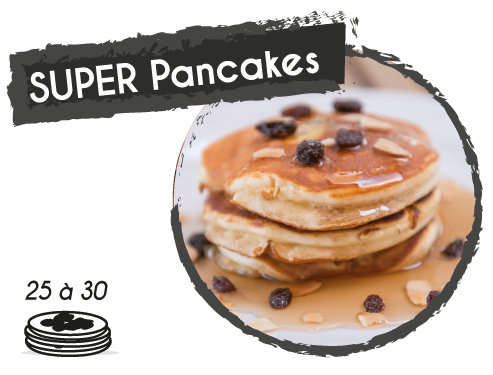 SUPER Pancakes BIODYNE