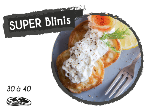 SUPER Blinis BIODYNE