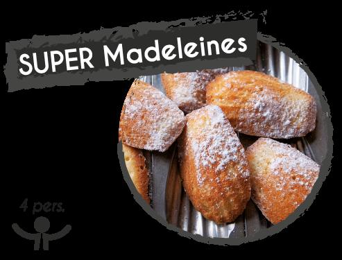 SUPER Madeleines BIODYNE