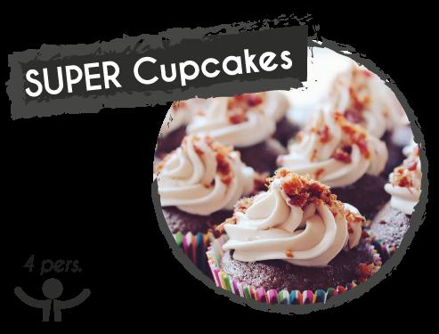 SUPER Cupcakes BIODYNE