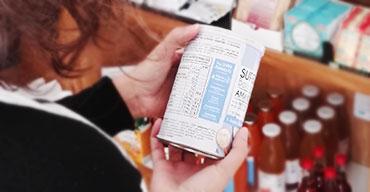 lire une étiquette biodyne