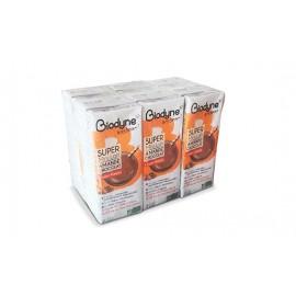 PACK DE 6 BRIQUETTES - Super lait mini AMANDE CHOCO