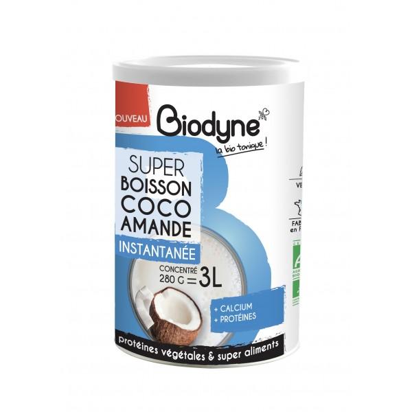 SUPER BOISSON COCO AMANDE