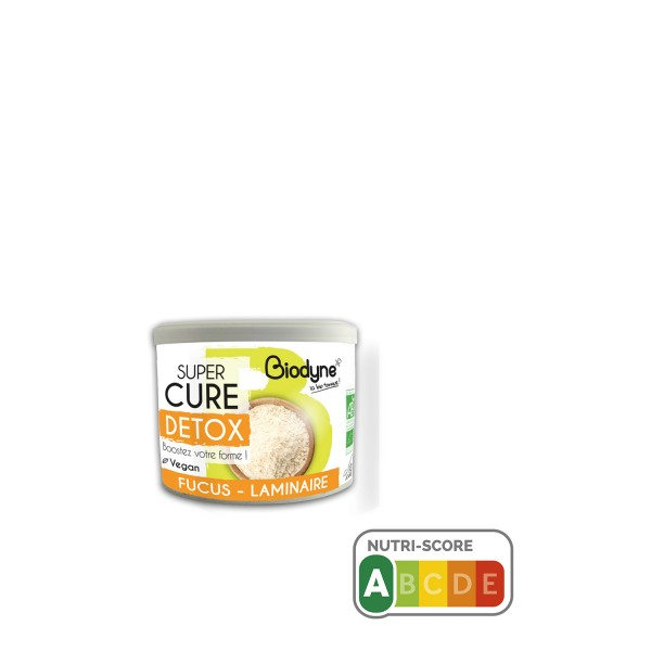 SUPER Cure DETOX BIODYNE