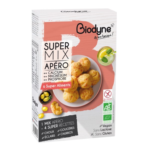 SUPER Mix APERO BIODYNE