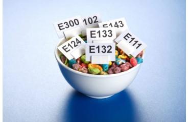 ZOOM sur les additifs alimentaires.