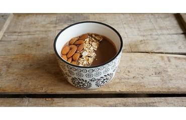 Recette Porridge Coco Amandes
